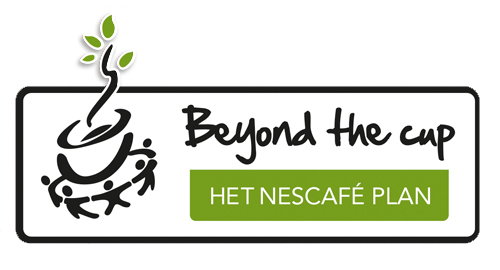 NESCAFÉ Beyond the cup logo