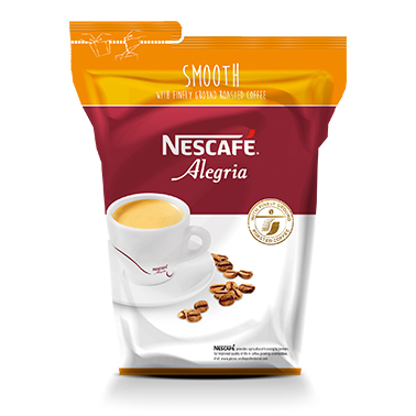 NESCAFÉ Alegria Smooth