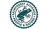 Rainforest Alliance keurmerk logo