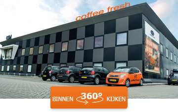 Bekijk de showroom van Coffee Fresh in Breukelen