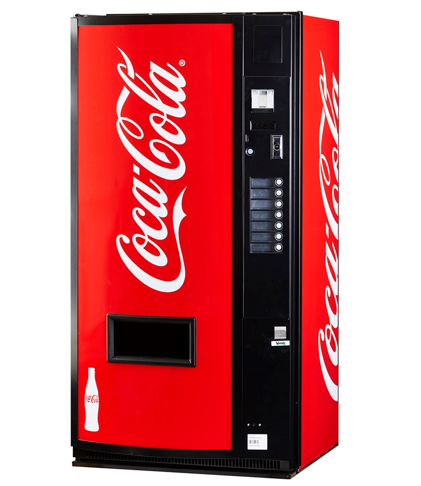 Coca-Cola Medium Vendor