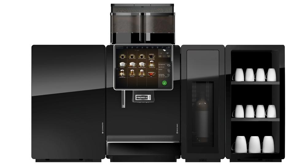 De Franke A1000, exclusieve luxe volautomaten | Coffee Fresh